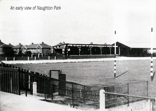 An early view of Naughton Park